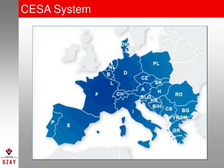 CESA System