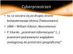 cyberprzestrze