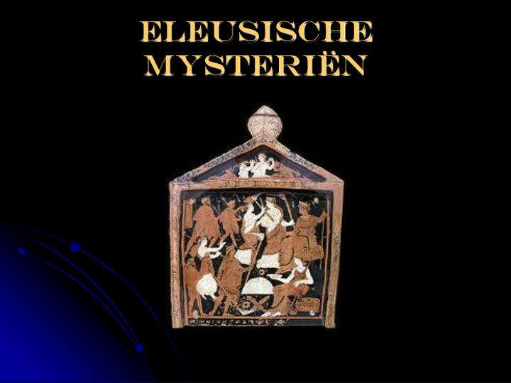 Eleusische mysteri