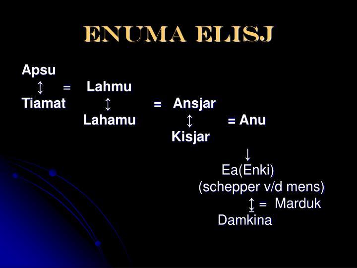 ENUMA ELISJ