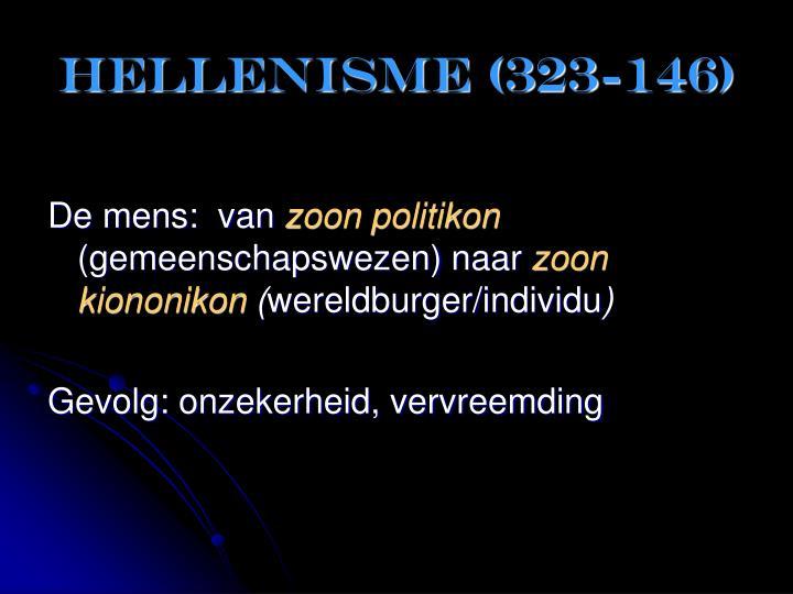 Hellenisme (323-146)