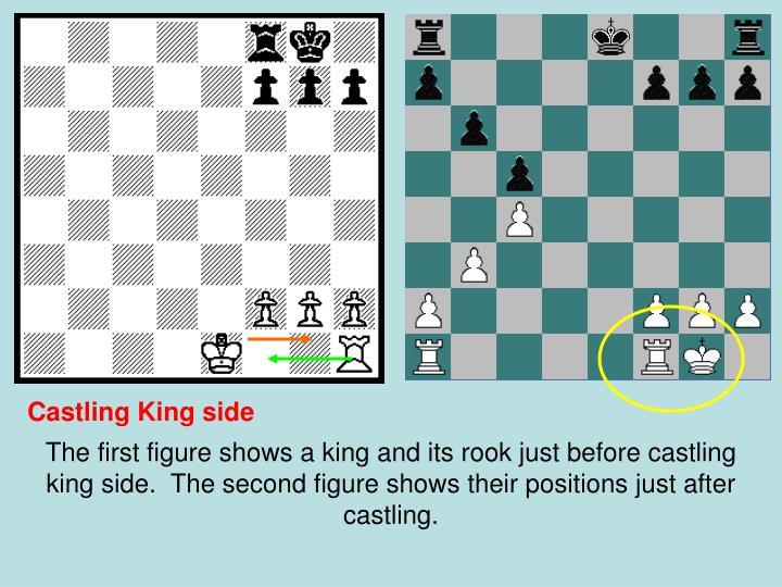Castling King side