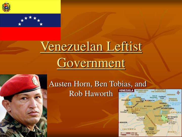 Venezuelan leftist government