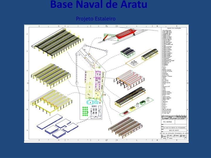 Base Naval de Aratu
