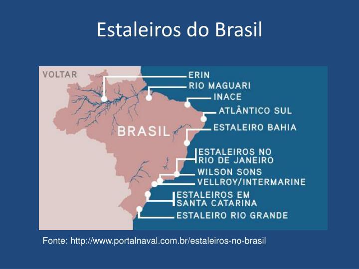 Estaleiros do Brasil