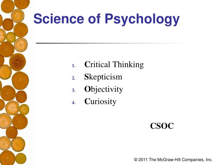 science critical thinking and skepticism