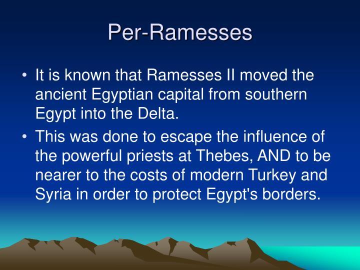 Per-Ramesses