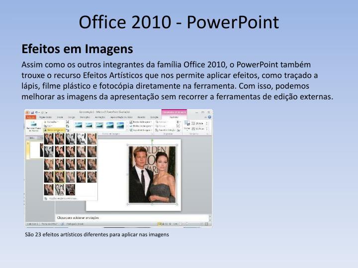 Office 2010 -