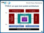 ttcn 3 an open test system architecture