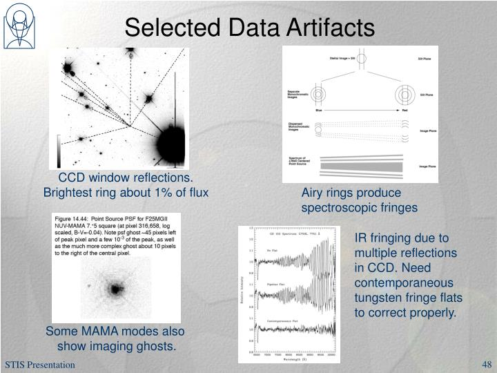 Selected Data Artifacts