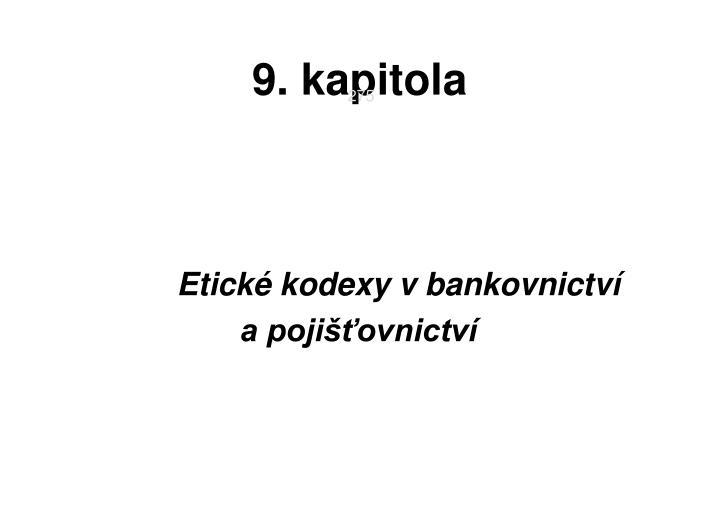 9. kapitola