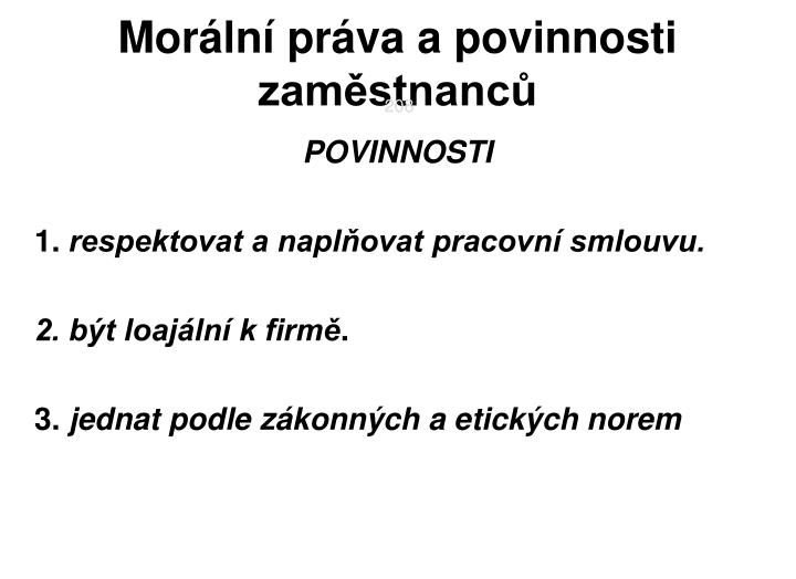 Morální