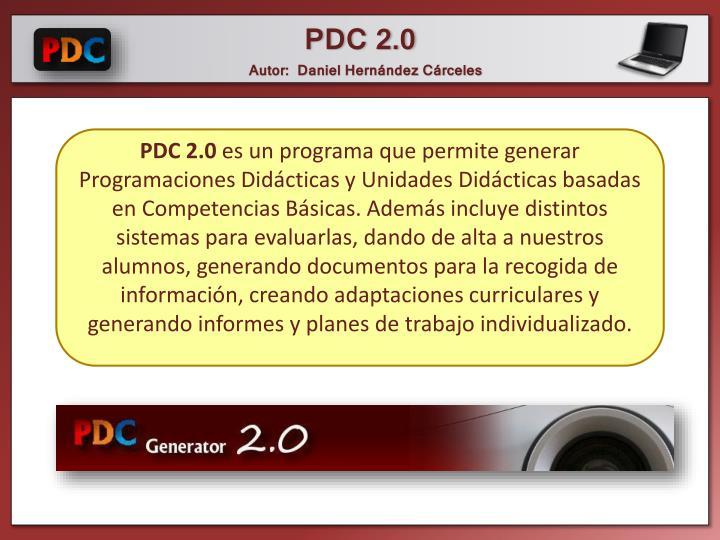 PDC 2.0
