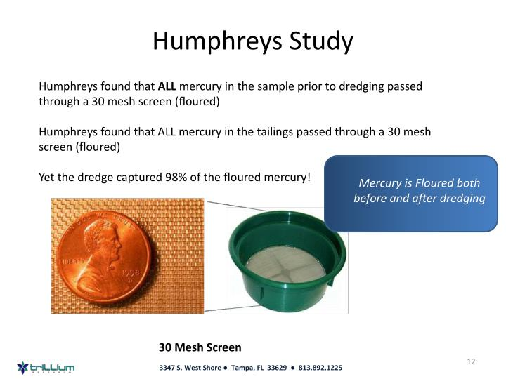 Humphreys Study