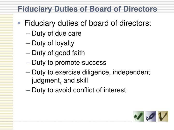 breach of fiduciary duty of director A breach of fiduciary duty happens if a fiduciary behaves in a manner that contradicts their duty, and there are serious legal implications4 min read a breach of fiduciary duty happens if a fiduciary behaves in a manner that contradicts their duty, and there are serious legal implications it is .