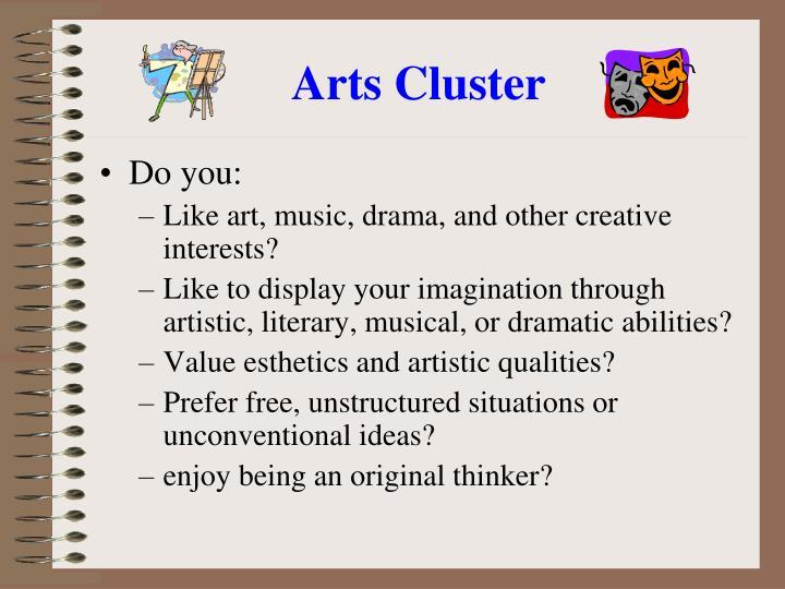 Arts Cluster