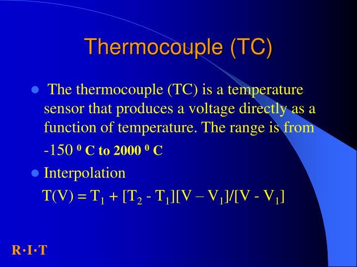 Thermocouple (TC)