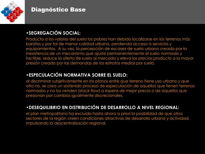Diagnóstico Base