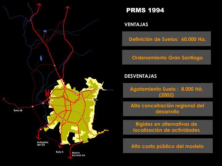 PRMS 1994