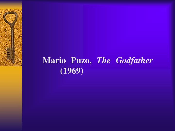 Mario Puzo,