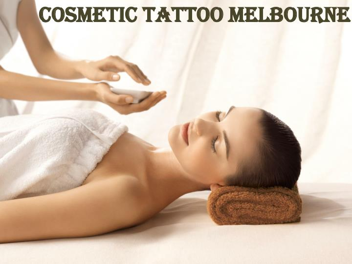 Cosmetic Tattoo Melbourne