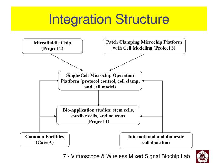 Integration Structure