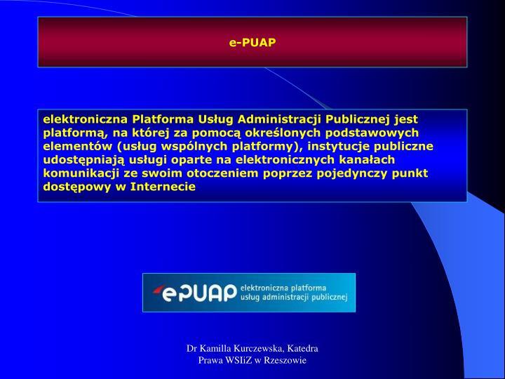 e-PUAP