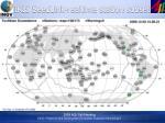 iris seedlink realtime station subset