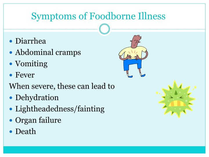 PPT - Introduction to Foodborne Illness and Food Safety ...