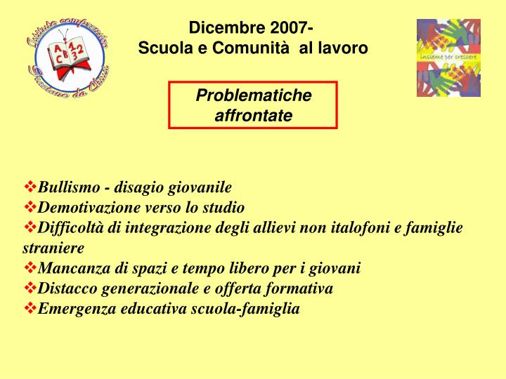 Dicembre 2007-