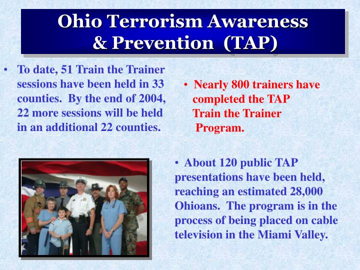 Ohio Terrorism Awareness