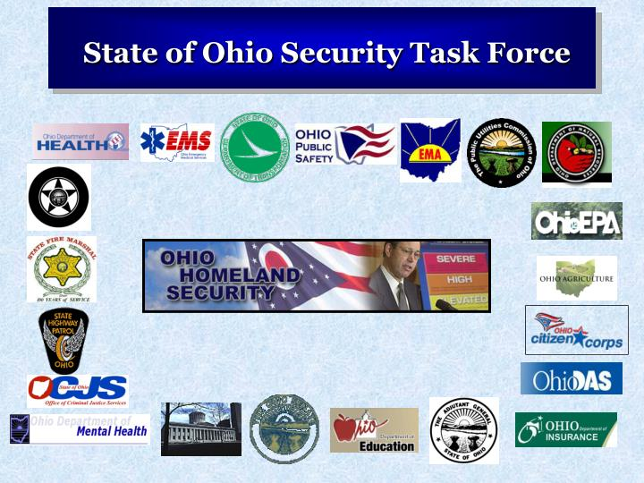 State of Ohio Security Task Force