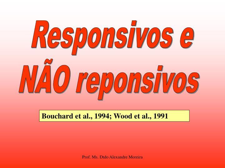 Responsivos e