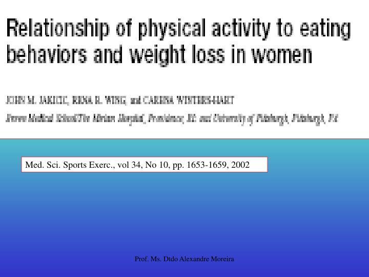 Med. Sci. Sports Exerc., vol 34, No 10, pp. 1653-1659, 2002