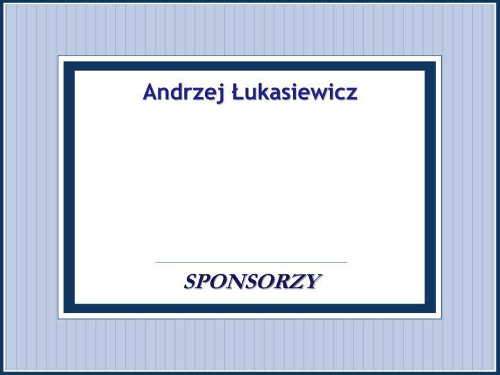 Andrzej Łukasiewicz
