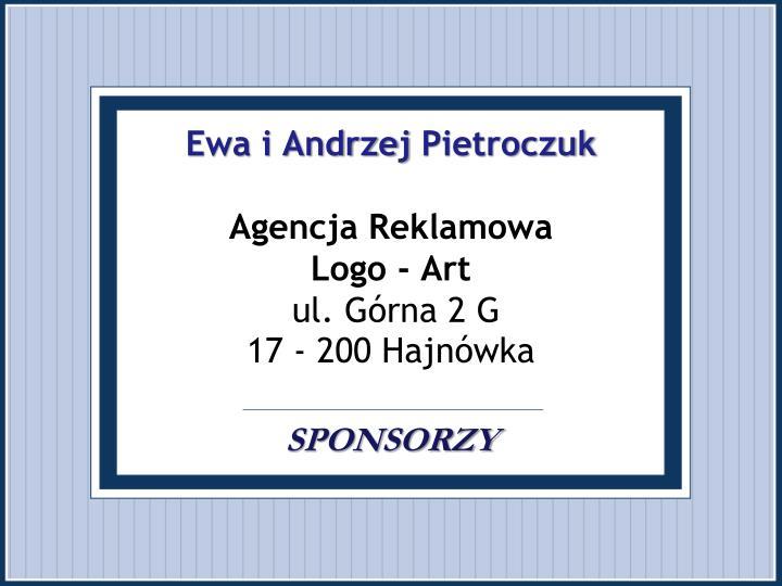 Ewa i Andrzej