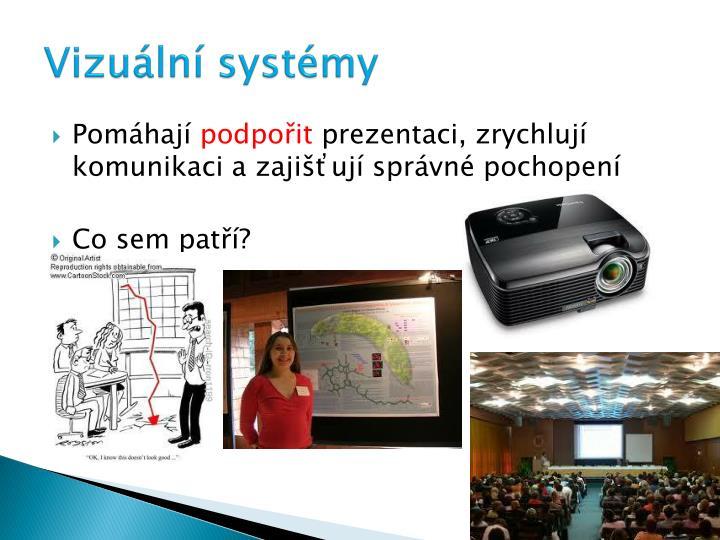 Vizuální systémy