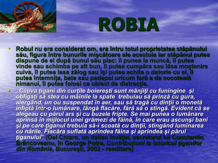 ROBIA