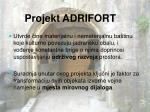 projekt adrifort4