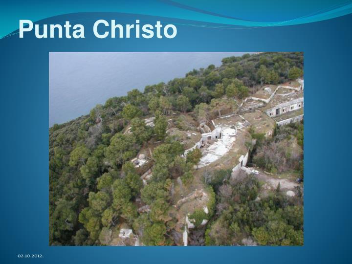 Punta Christo