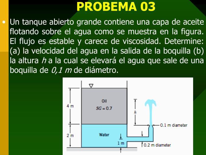 PROBEMA 03