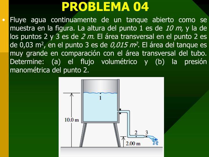 PROBLEMA 04