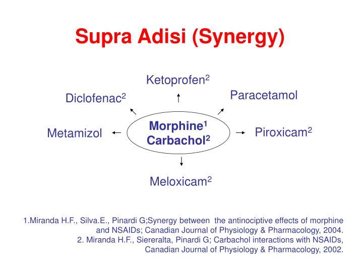Supra Adisi (Synergy)