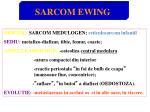 sarcom ewing