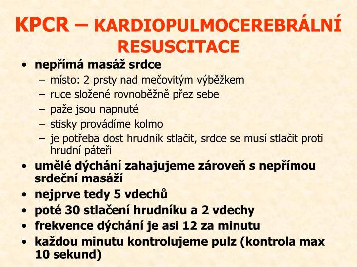 KPCR –