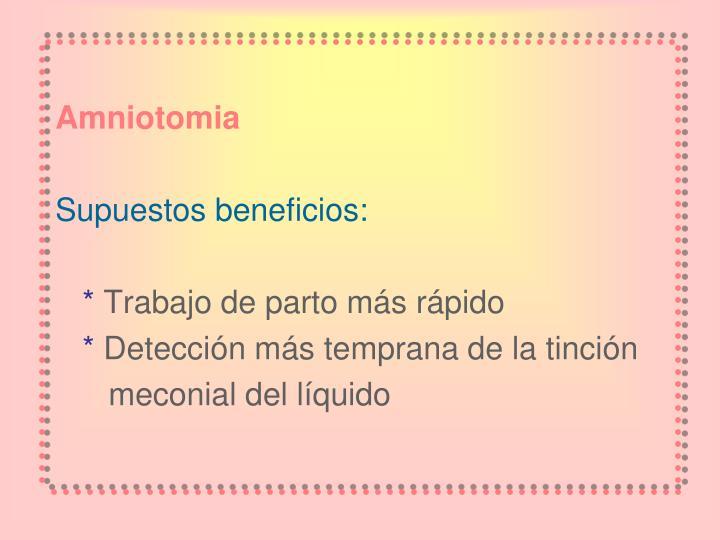 Amniotomia