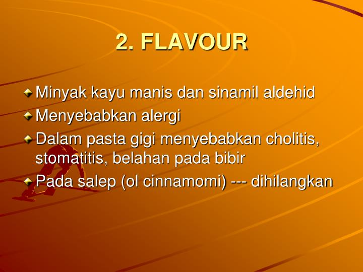 2. FLAVOUR