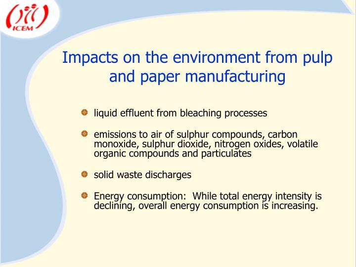 environmental impact essay