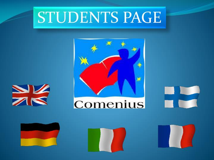 STUDENTS PAGE