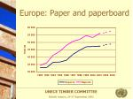 europe paper and paperboard1